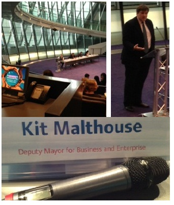 Kit Malthouse – Deputy Mayor for Business and Enterprise