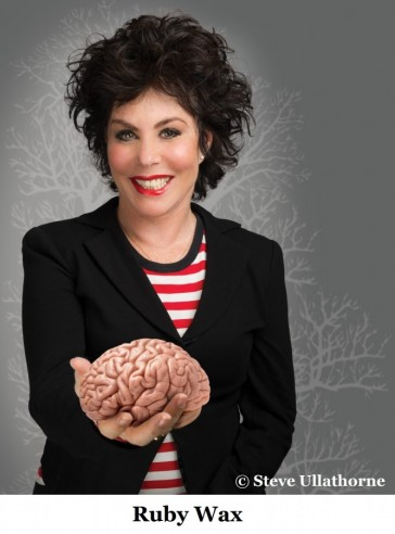 Mental health check with Ruby Wax