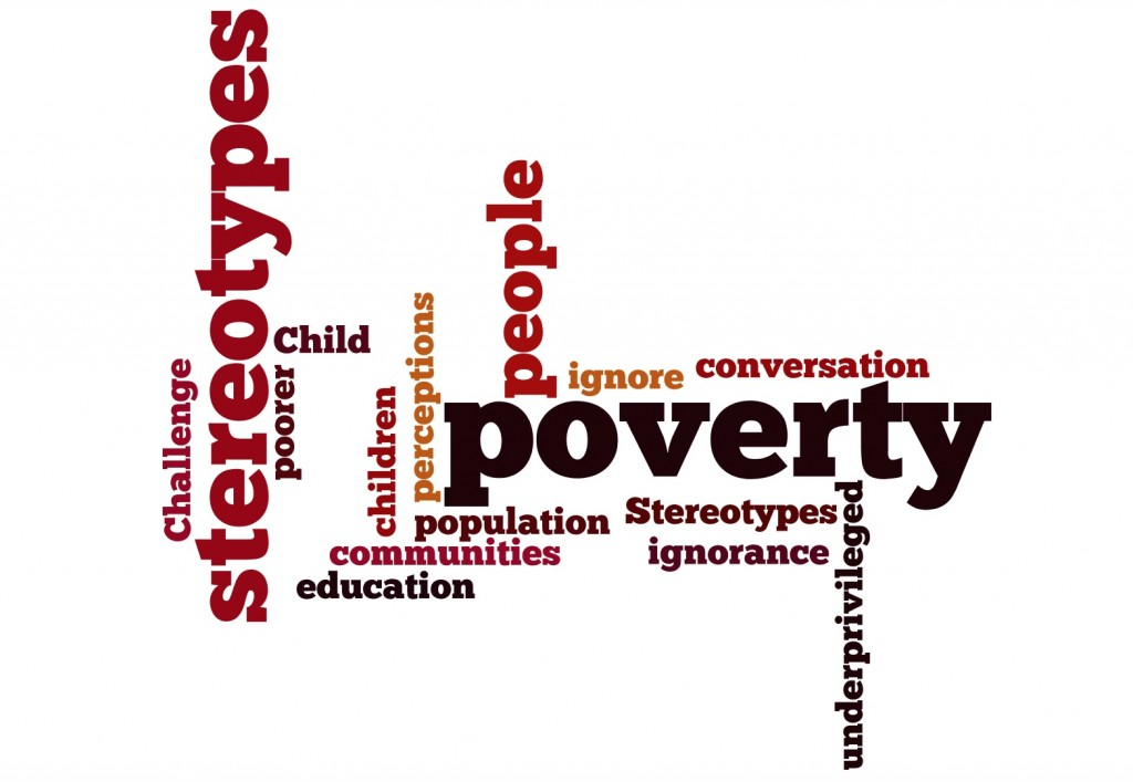 Poverty wordle
